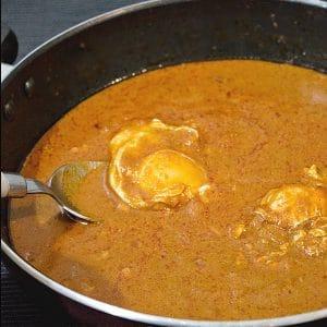 One Pot Egg Masala