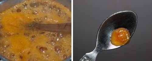 Persimmon Jam without pectin