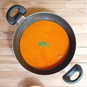 Sorak Curry Recipe