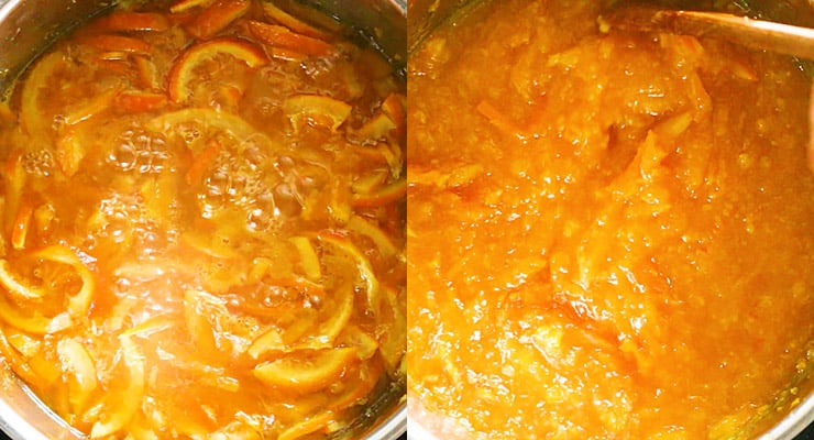 blend orange marmalade