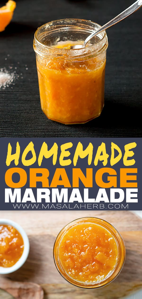 orange marmalade pin