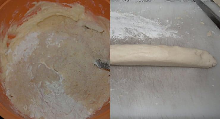 vanillekipferl dough