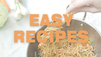 Easy Recipes - Collection of easy and quick food ideas at www.MasalaHerb.com