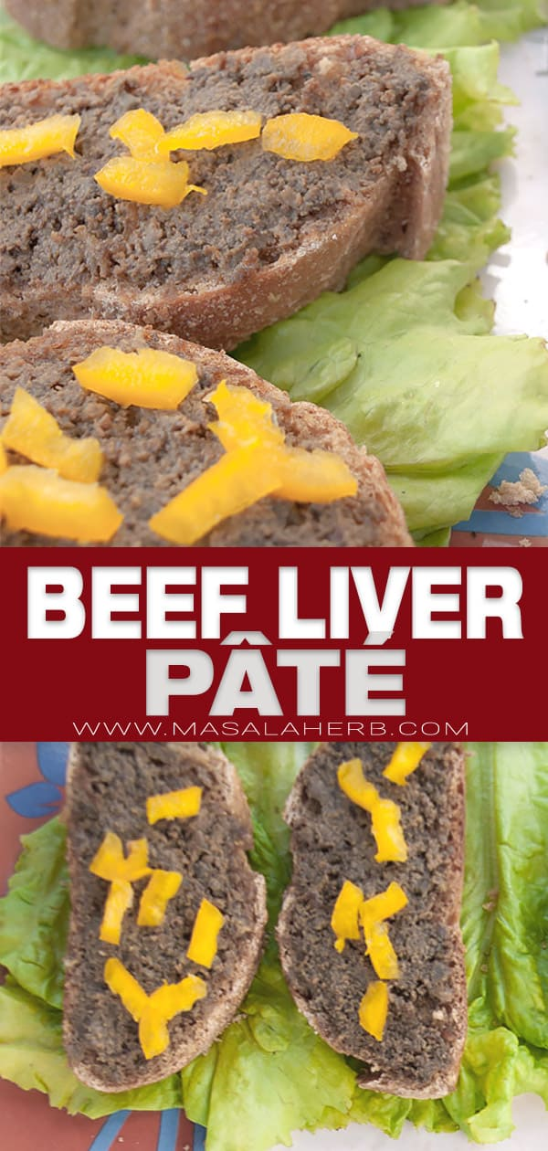 beef liver pate pin