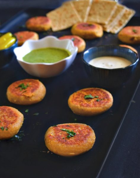 +17 Indian Lentil Recipes - Collection of Easy Dal Dishes [Healthy] Sweet Potato and Lentil Kebabs