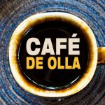 """Cafe de Olla - How to make Spiced Mexican Coffee [+Video] prepared with common sweet spices and cane sugar aka mexican Piloncillo. de olla means lit. translated clay """"earthenware""""pot. Café de Olla is prepared when it's cold and warms up the cold body from within. www.MasalaHerb.com #masalaherb #coffee #spiced #mexican"""