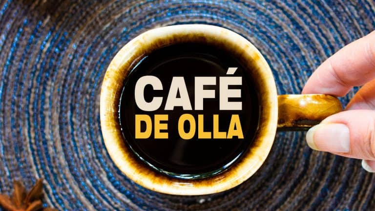 Cafe de Olla - How to make Spiced Mexican Coffee [+Video]