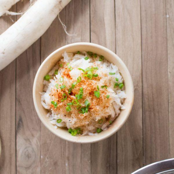 Daikon Radish Salad Recipe