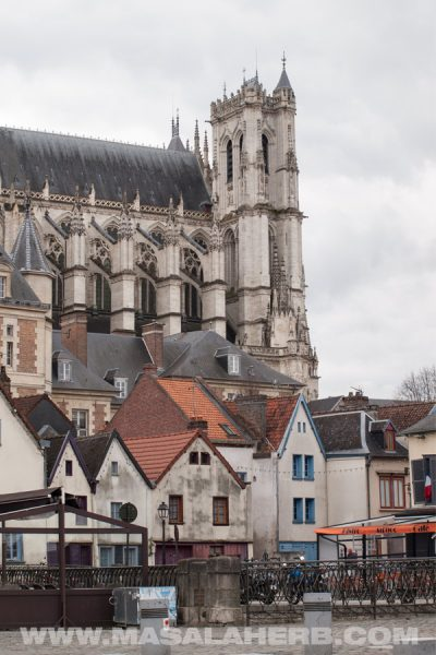 Amiens Cathedral and the best of the city - Picardy, France