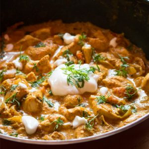 BEST Chicken Balti Recipe – British Curry [+Video]