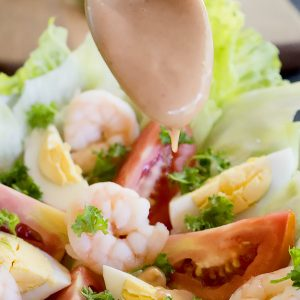 Shrimp Louie Salad Recipe