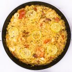 Easy Spanish Paella Recipe with Seafood [+Video]