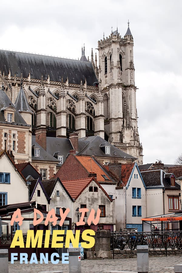 Amiens Cathedral Picardy France