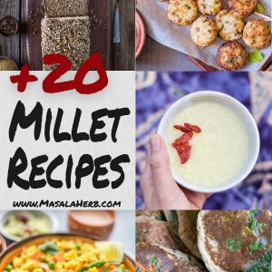+20 Millet Recipes – Sustainable and Healthy Ancient Grain