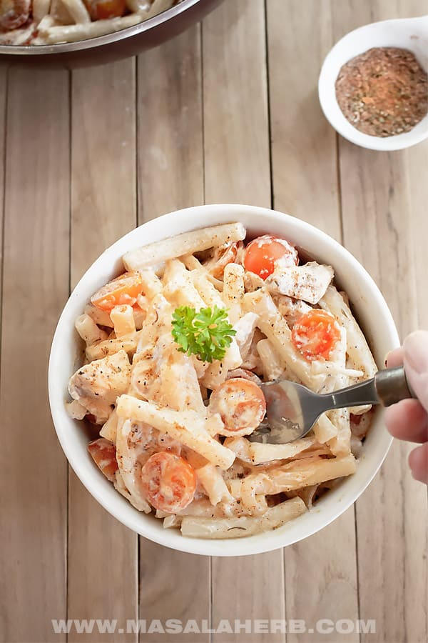 Creamy Cajun Pasta Recipe