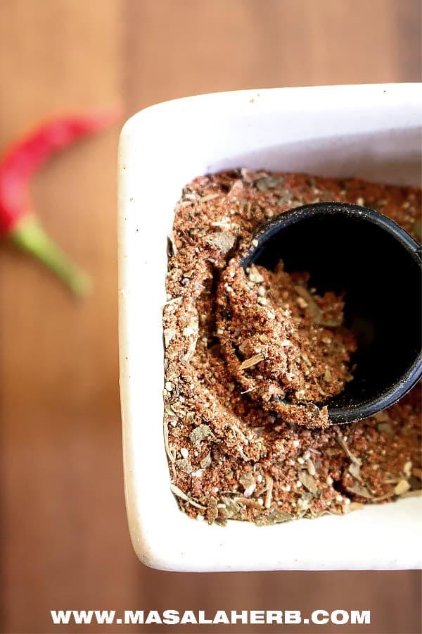 Creole Seasoning Recipe [DIY]