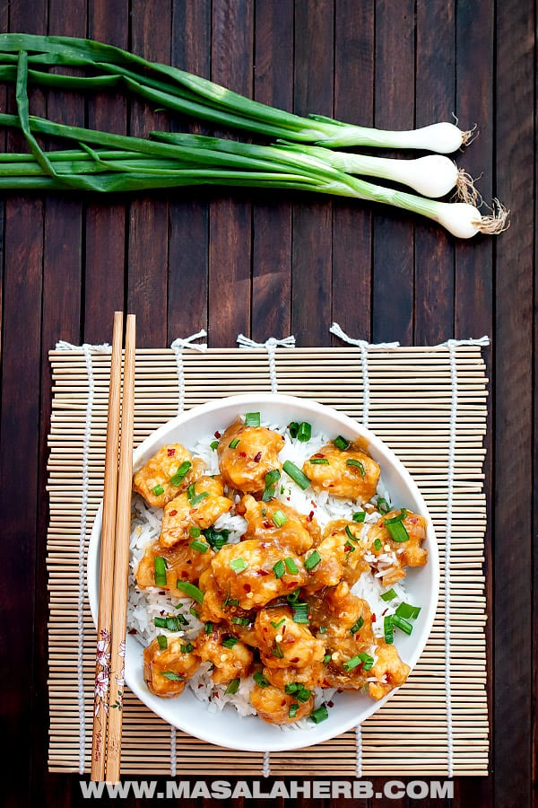Panda Express Orange Chicken Recipe [Copycat]
