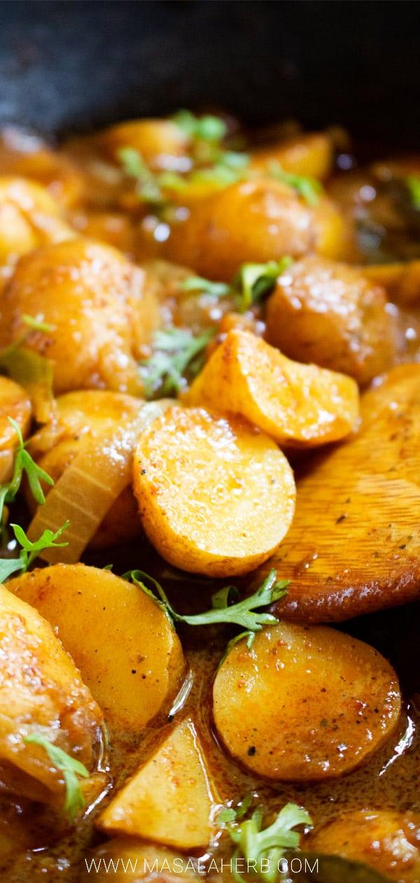 Vegan Potato Curry Recipe