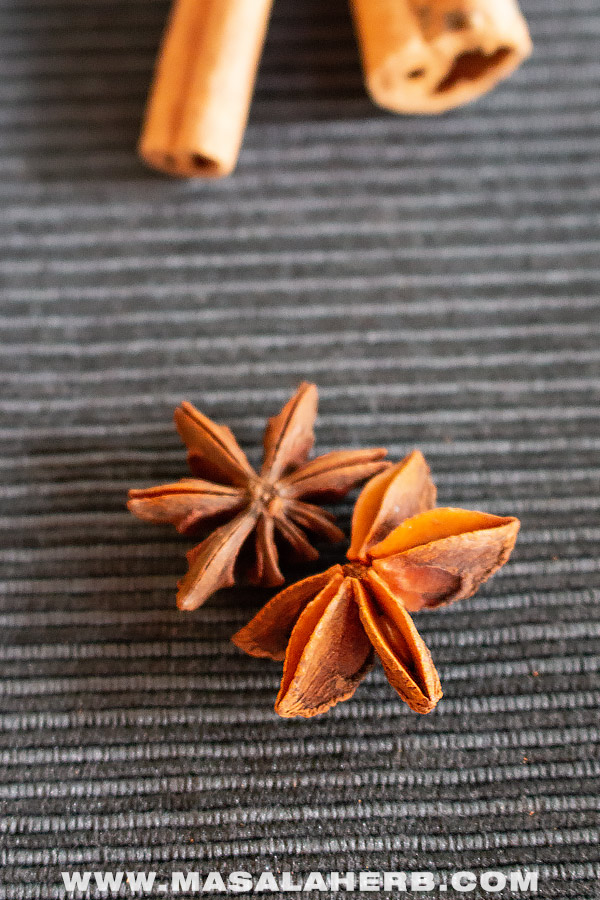 Star Anise - Chinese Five Spice Powder