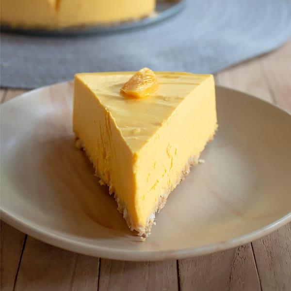How to make Mango Cheesecake [No Bake Recipe]