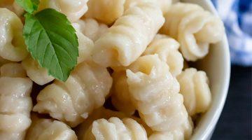 Homemade Potato Gnocchi Recipe [How to Video]