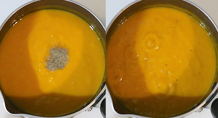 season hot mango sauce