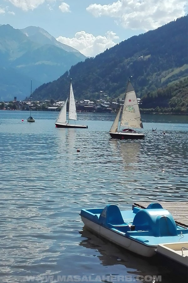 Zell am See Austria [Summer]