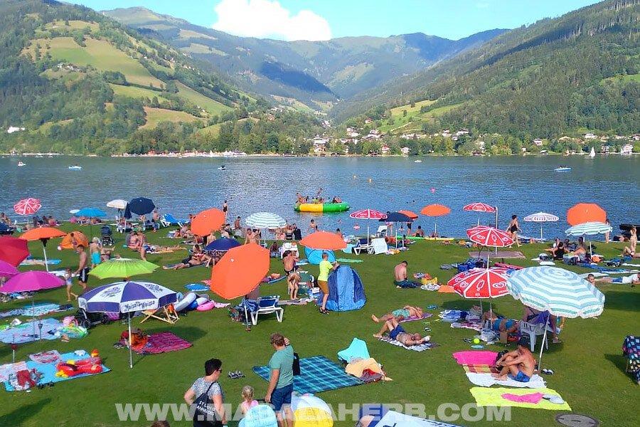 Zell am See Austria [Summer]