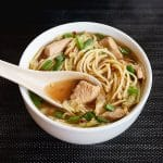 One-Pot Chinese Chicken Noodle Soup Recipe