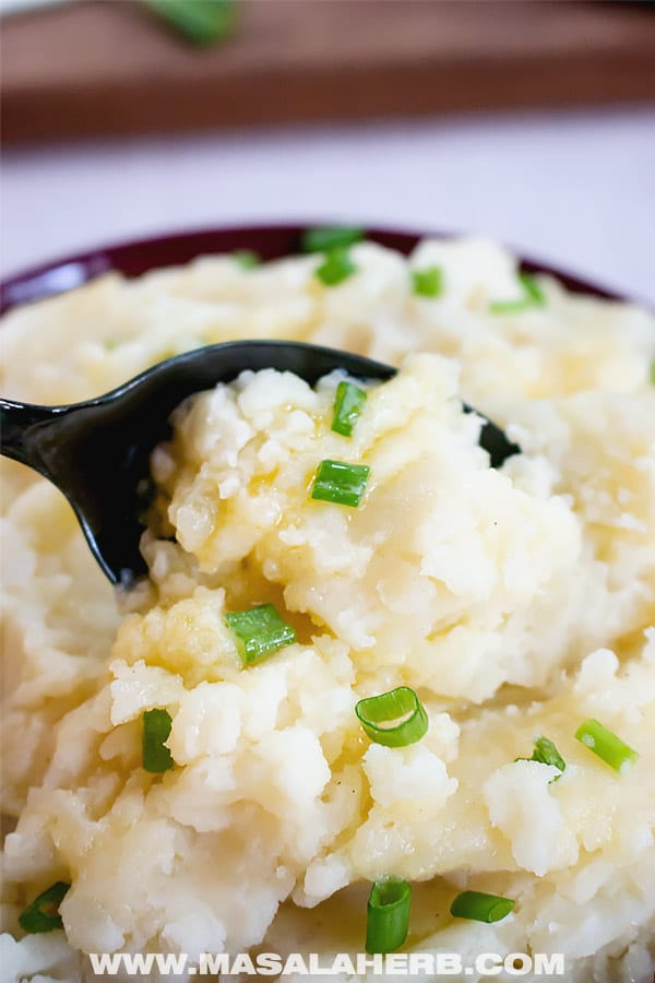 How to make Mashed Potato