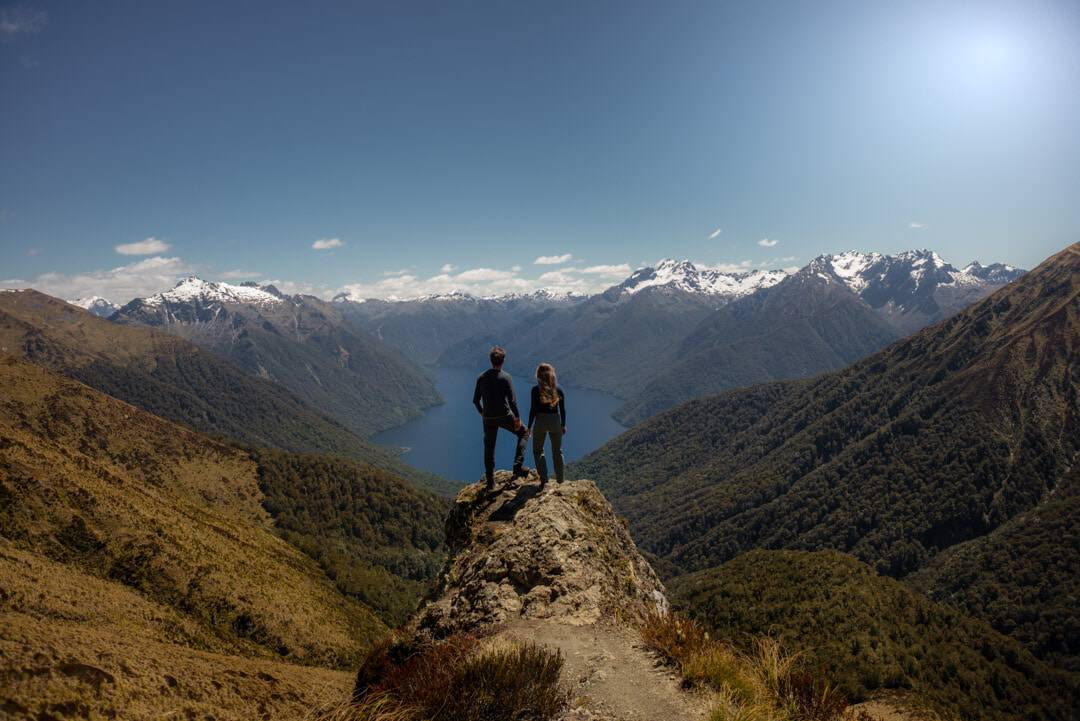 A Guide to Hiking in New Zealand