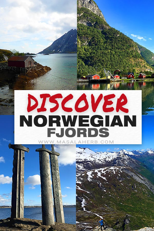 discover the fjords in Norway