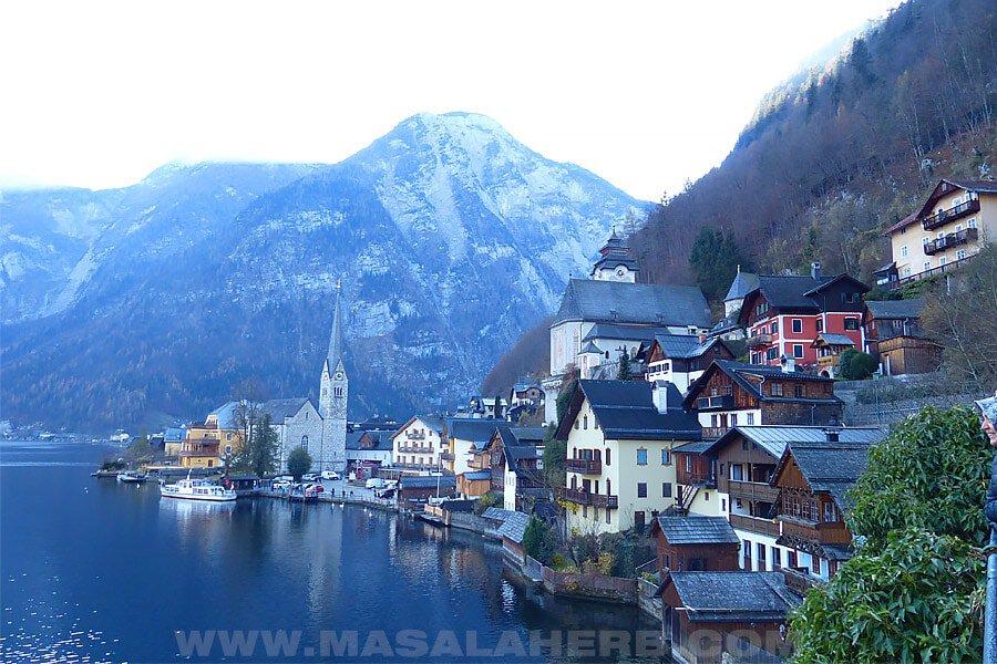 Breathtaking Hallstatt Austria
