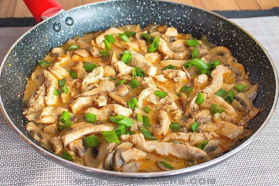 Chicken Geschnetzeltes pin 1