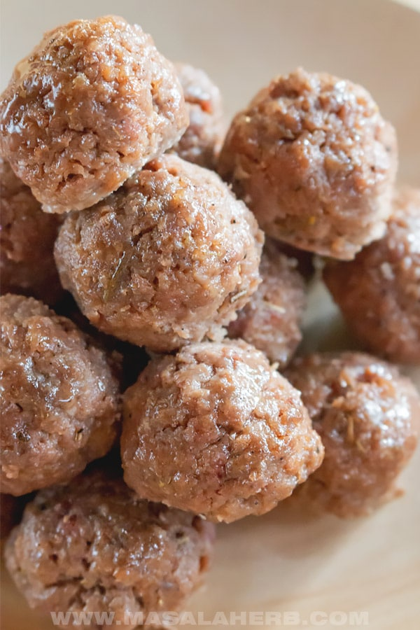 How to make Meatballs - The BEST Meatball Recipe