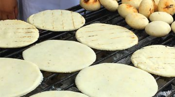 Colombian Arepas