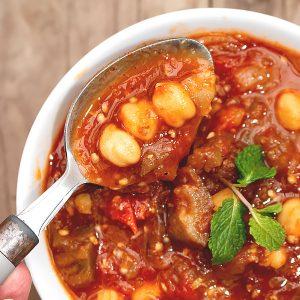 Lebanese Moussaka Stew [Maghmour]
