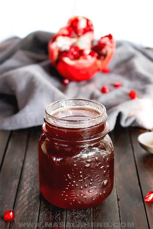 Pomegranate Molasses Recipe