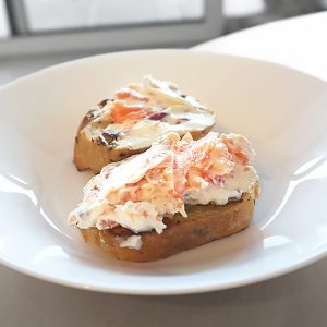 Quick Lox Spread Recipe