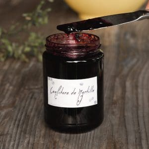 Blueberry Jam Recipe without pectin