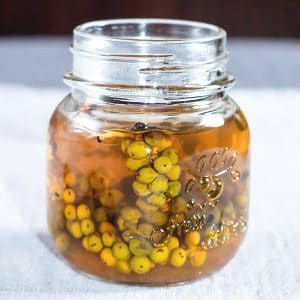 Green Peppercorns in Brine