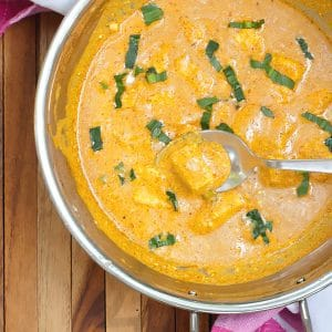 Paneer Korma Recipe - Mughlai Shahi Paneer Korma Curry