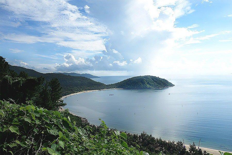 Hai Vang Pass, Danang Vietnam