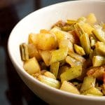 Cluster Bean Stir Fry