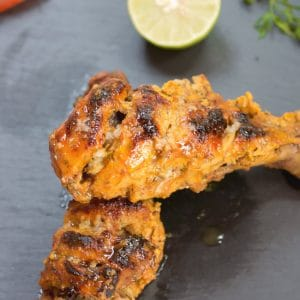 Oven Baked Tandoori Chicken Recipe