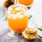 Iced Passion Fruit Green Tea Recipe