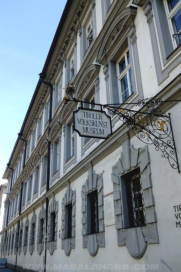 tiroler museum innsbruck