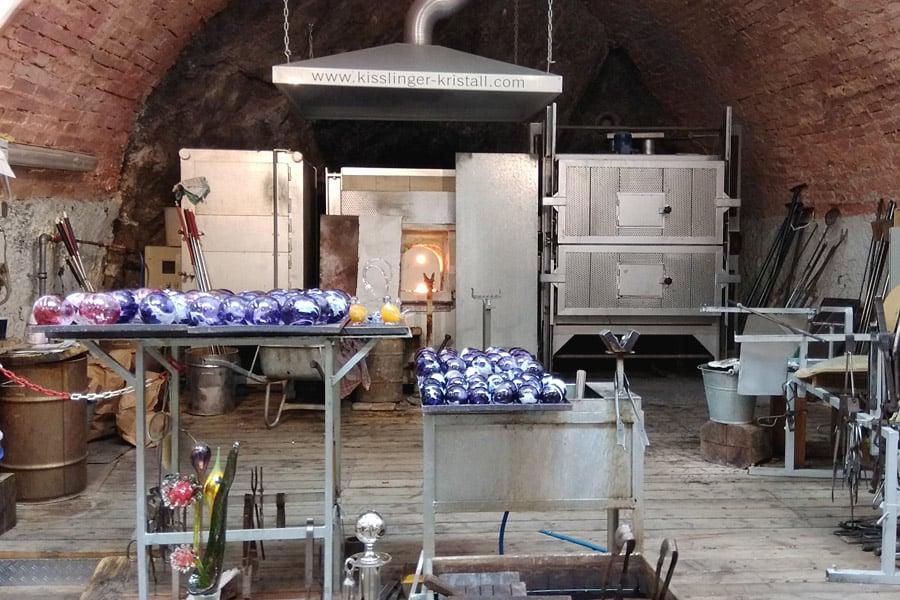 Rattenberg kisslinger glas making
