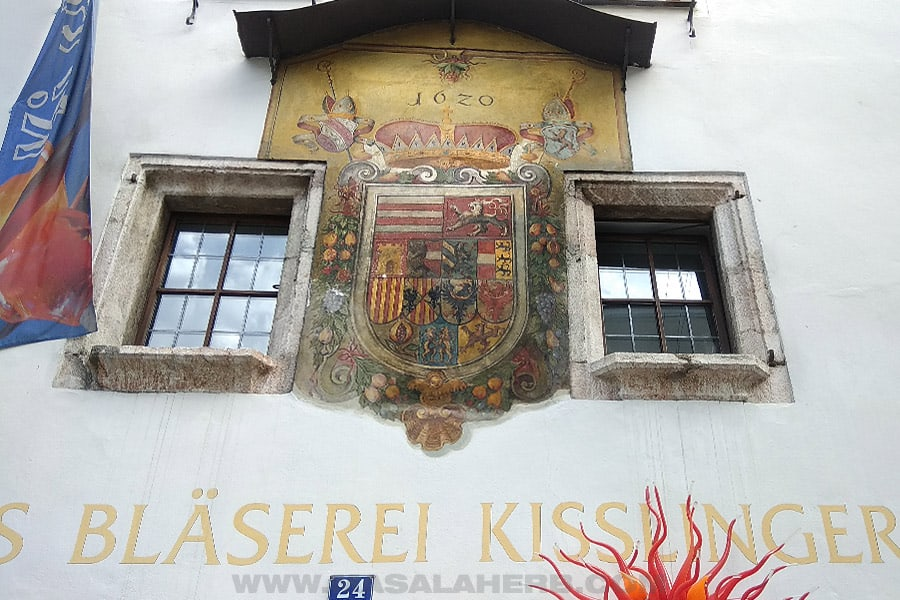 Rattenberg Kisslinger glass building
