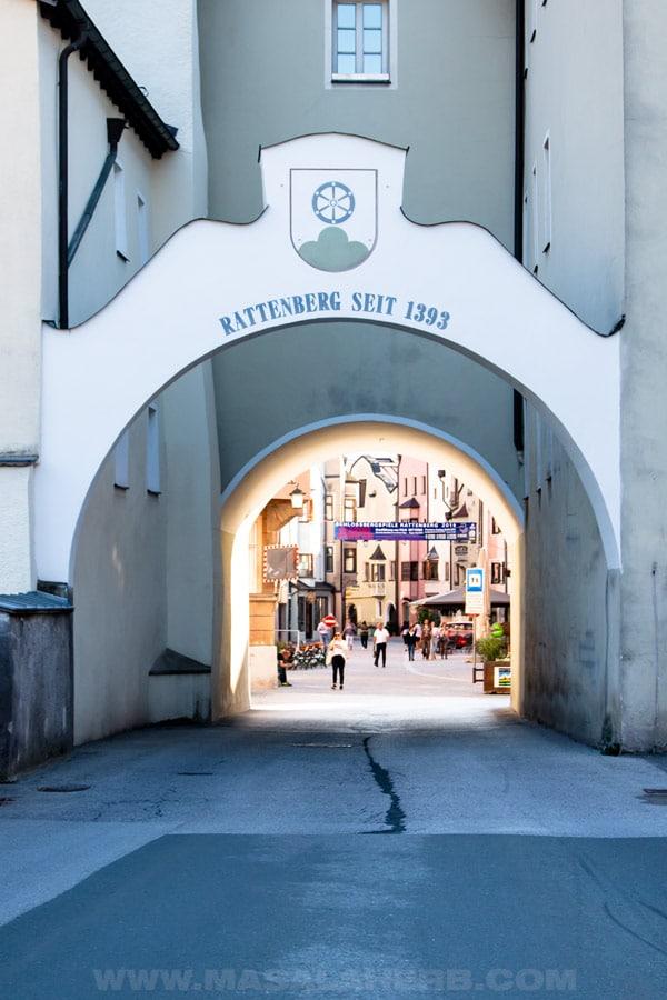 Rattenberg gates